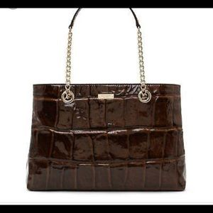 Kate Spade Knightsbridge Helena Bag Brown NWOT